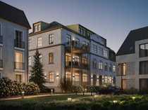 2- oder 3-Zimmer-Wohnung im Erdgeschoss