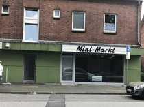 Ladengeschäft in guter Geschäftslage