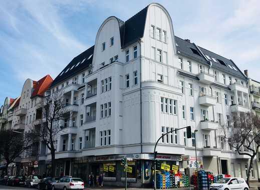 Berlin Mitte: 2018 AUSGEBAUT - Loft-Wohnung mit Balkon und Blick über Berlin