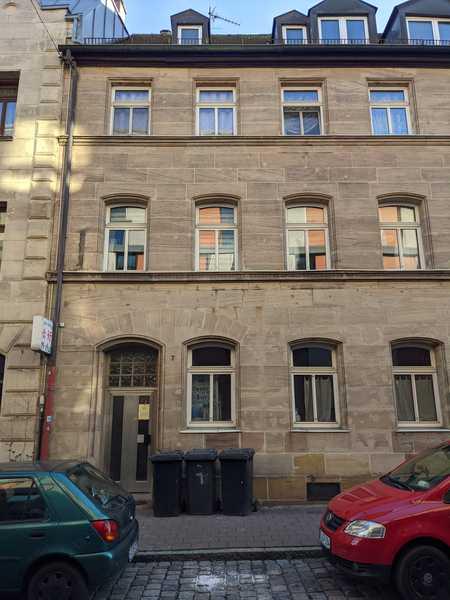 Renoviert 3-Zimmer Wohnung dirket in der Altstadt in Altstadt, Innenstadt (Fürth)