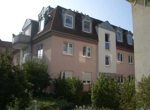 Sehr schöne 3-Raum-Maisonette-Wohnung mit Balkon in ruhiger und grüner Lage in Dresden Laubegast in