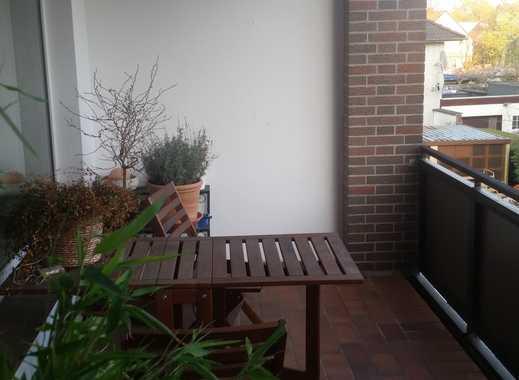 Attraktive 3,5-Zimmer-Wohnung mit Balkon und Einbauküche in Oldenburg