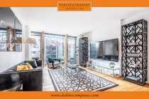 Möbliertes City-Apartment mit sensationellem Blick