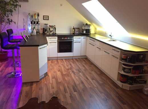 Helle und freundliche Maisonette Wohnung mit moderner Einbauküche *Provisionsfrei!*
