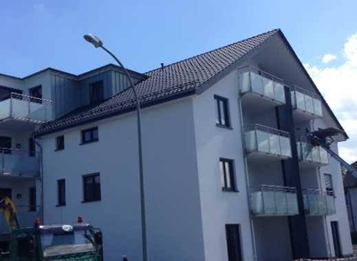 TOP Neubauwohung im Niedrigenergiehaus - barrierefrei