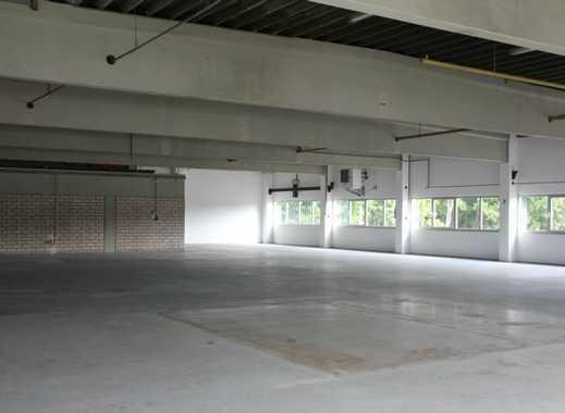 Säulenfreie Halle für Produktion/Lager an Süd-West-Tangente
