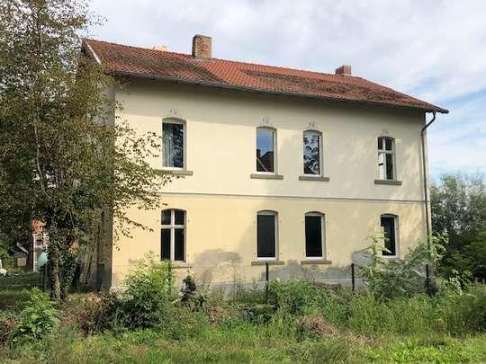 Haus in Fertigstellung (bezugsfertig Frühjahr 2021) - nur 9 km von Zerbst entfernt -