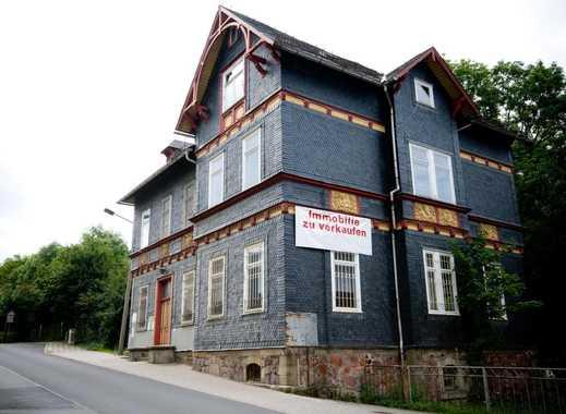 Historisches altes Postgebäude zu verkaufen
