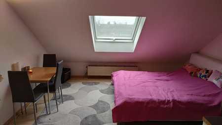 32qm Dachgeschoss 1 Zimmer Appartement  in Königsbrunn