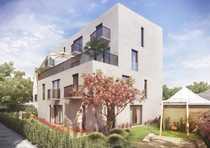 2-Zimmer-Wohnung in Nymphenburg Rohbau fertiggestellt