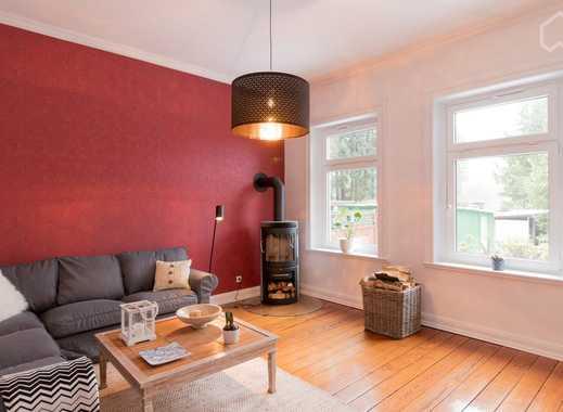 Helle,  frisch renovierte 3-Zimmer Altbauwohnung im Alstertal, Hummelsbüttel  (4 km vom Flughafen)
