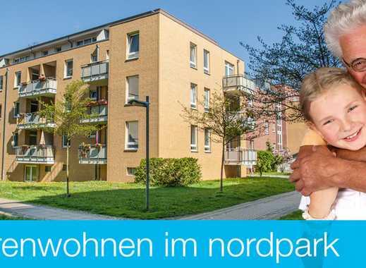 Seniorengerechte Wohnung mit Balkon in Wohnanlage für betreutes Wohnen