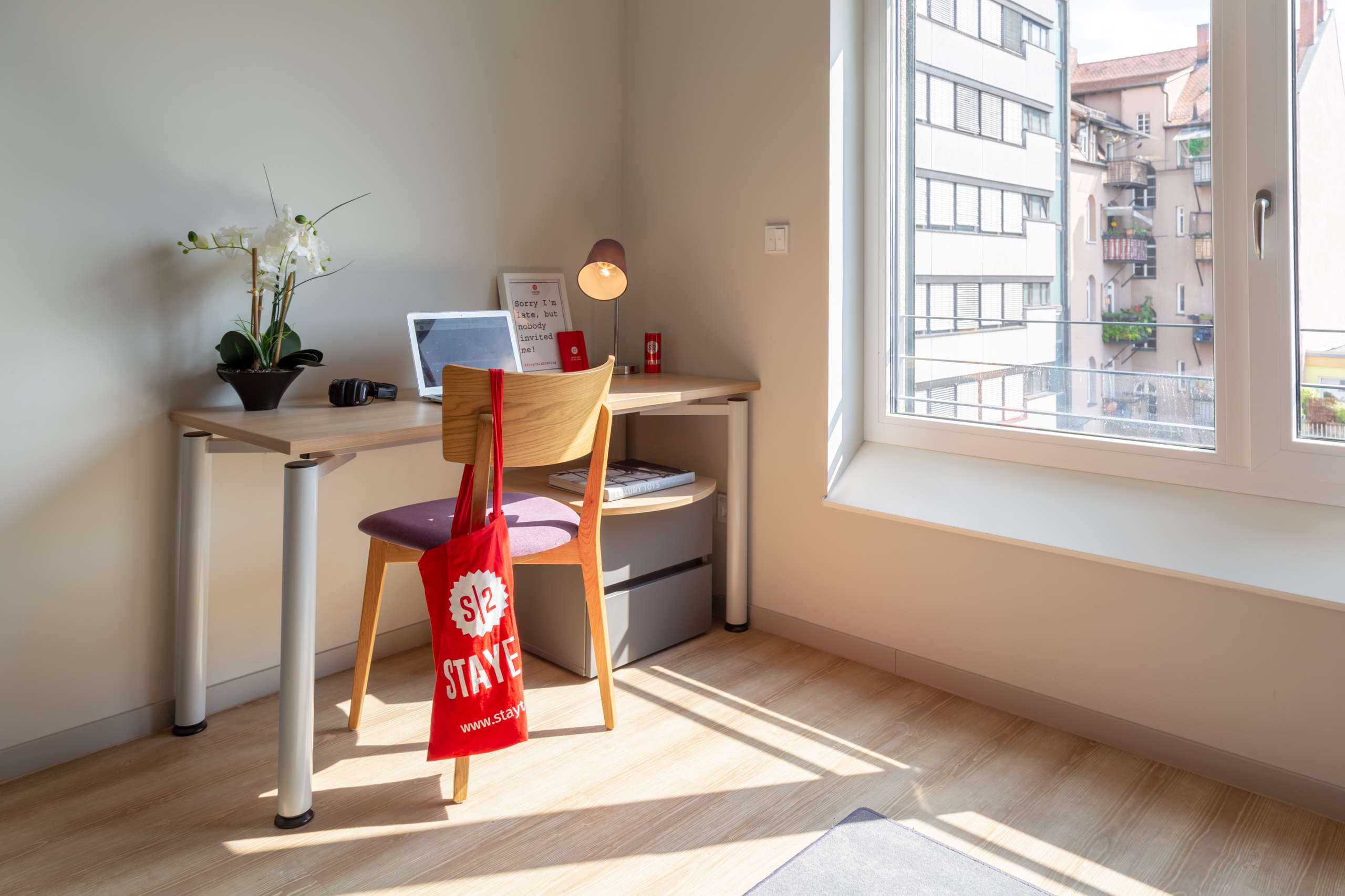 Stylische Studentenapartments in Altstadtnähe | Staytoo Apartments in Schoppershof (Nürnberg)