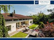 Exklusive Villa mit wertvoller Gartenanlage