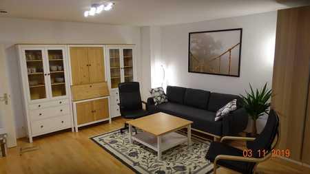 Sehr schönes, helles, möbl. 1 Zi Apartment mit Balkon zu vermieten in Hadern (München)