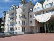 Sanierte 4-Raum-Erdgeschosswohnung mit Balkon und