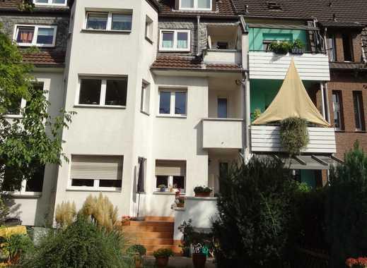 Provisionsfrei: Tolle-Maisonettewohnung mit großer Dachterrasse in ruhiger, begrünter Innenstadtlage