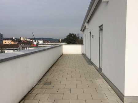 3 Zi.-Penthouse-Wohnung in Waldkraiburg