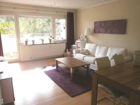 Sehr schön renovierte 3-Zimmer-Wohnung mit Balkon - 5.OG in Büchenbach