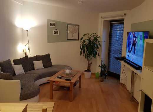 Attraktive 4-Zimmer-DG-Wohnung mit Balkon in Saarbrücken (Nauwieser Viertel)