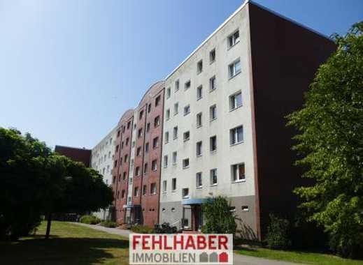 Frei werdende 3-Raum-Wohnung mit verglastem Balkon und Stellplatz in Greifswald