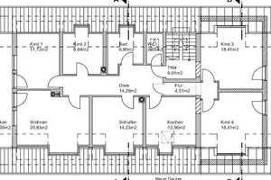 6 Zimmer Wohnung in Roth (Kreis)