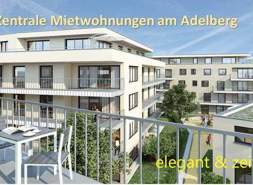 Wohnen am Adelberg / Großzügige 3-Zimmerwohnung
