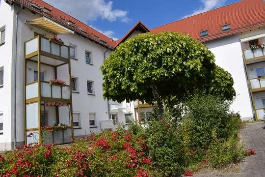 Reizende Dachgeschosswohnung in Bad Lausick