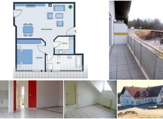 PROVISIONSFREI - KAPITALANLAGE - Ruhig gelegene, helle 2-ZKB-Wohnung mit Balkon und Stellplatz