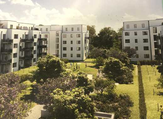 Unverbaubarer Grünblick, Südlage, Barrierefreie 3-Zimmer-Wohnung in Biesdorf