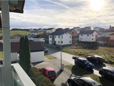 Gepflegte 3-Raum-Dachgeschosswohnung mit Balkon in Neufahrn in Niederbayern in Neufahrn in Niederbayern