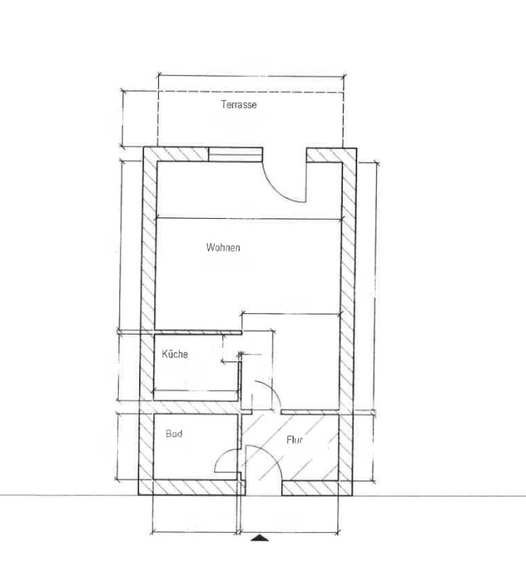 1-Zimmer Apartment mit Balkon in Bogenhausen in Bogenhausen (München)