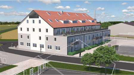 Erstbezug! Großzügige Wohnung in idyllischer Umgebung in Heroldsberg