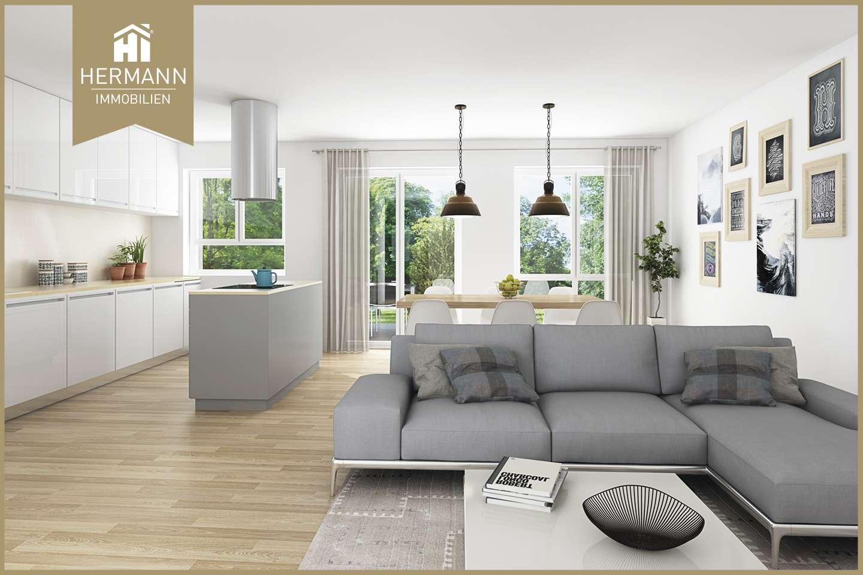 Neubau Erstbezug! Moderne 3 Zi.-Wohnung mit Balkon in Aschaffenburg in Damm (Aschaffenburg)