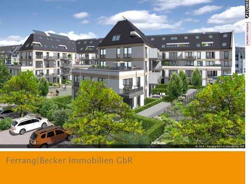 Ring Palais Rodenkirchen! Erstbezug! 2-Zimmer Wohnung mit Balkon! Barrierfrei!