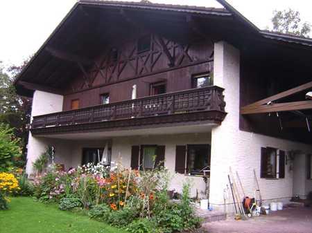 Gepflegte 2-Raum-Wohnung mit Balkon und Einbauküche in Egling in Egling (Bad Tölz-Wolfratshausen)