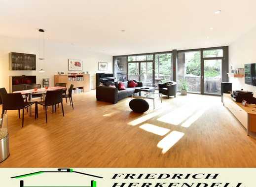 Loft in Ruhrnähe + Parkettböden + bodentiefe Fenster + top Zustand + hochwertige Küche + 2 Stellpl.