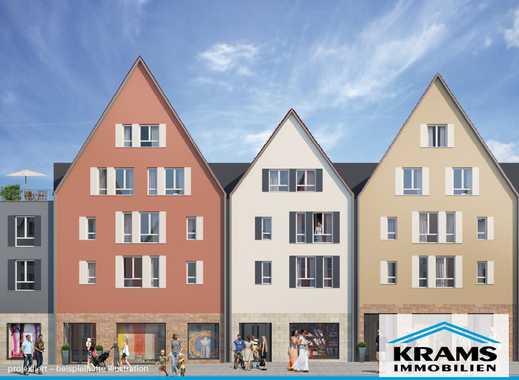 Wohnen auf ca. 158 m² - großzügige Maisonette-Wohnung im Zentrum von Reutlingen!