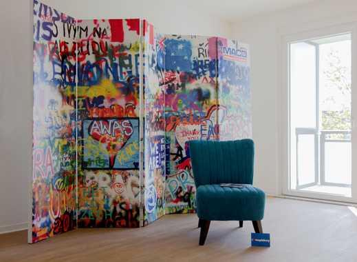 Moderne und helle Wohnung mit toller Aussicht