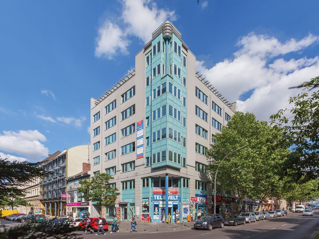 Ansicht Badstraße 12