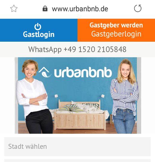 Urbanbnb Buchen