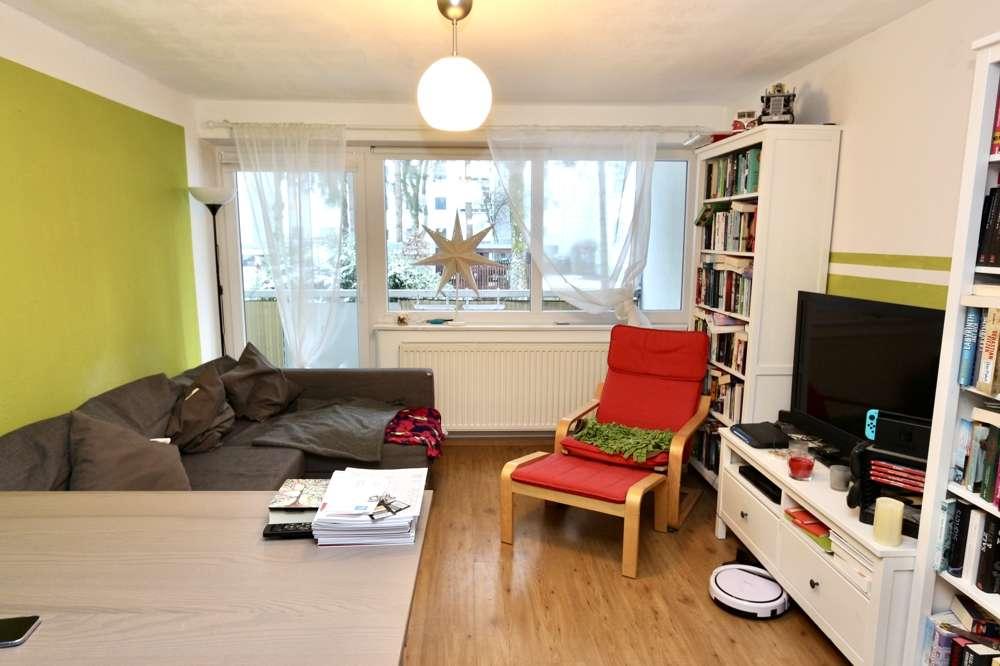 Ottobrunn - 2 1/2 Zimmer Wohnung in Ottobrunn