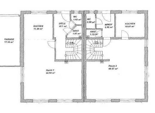 19_ZRG444 Bauträgergrundstück (nicht Nittendorf) für Ein- und Zweifamilienhäuser / ca. 20 km west...