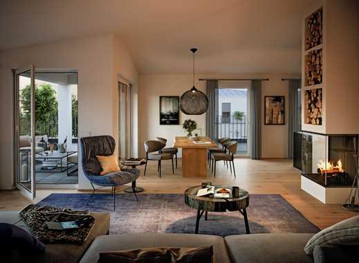 Geräumige 2,5-Zimmer-Wohnung mit Dachterrasse
