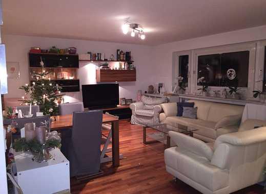 Perfekte 3-Zimmer-Wohnung mit EBK und 2 Balkons   in Köln-Rodenkirchen direkt am Rhein