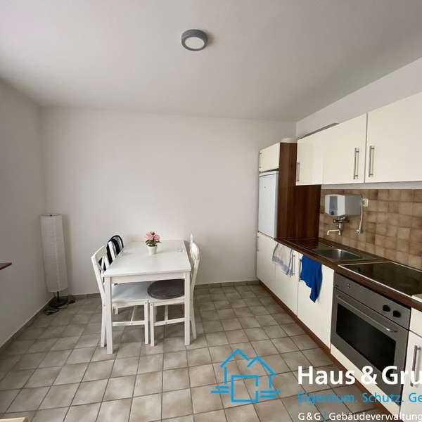*** helle 2-Zimmer-Wohnung mit Balkon im beliebten Aachen-Brand ***