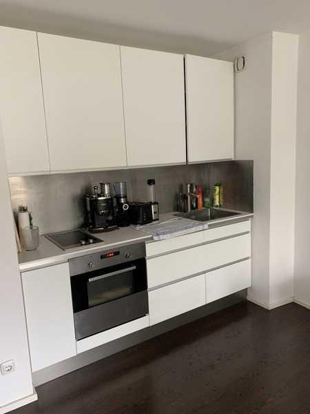 Stilvolle, gepflegte 1-Zimmer-Wohnung mit Balkon und EBK in Hadern, München in Hadern (München)