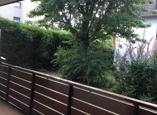 Vollständig renovierte 2,5-Zimmer-EG-Wohnung mit Balkon in Essen-Burgaltendorf