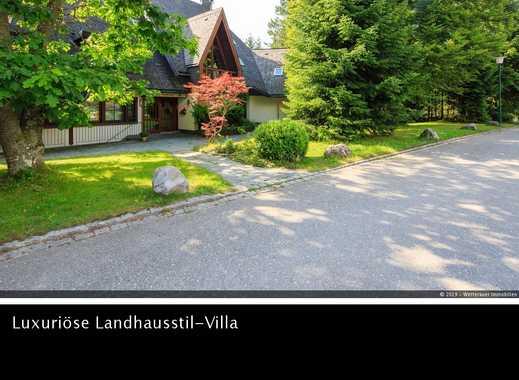 Luxuriöse Landhausstil-Villa in Hinterzarten mit Wellnessbereich