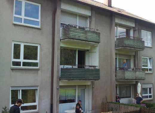 Schöne 3 ZKB Wohnung Unterm Feist 22 in Kusel 114.06